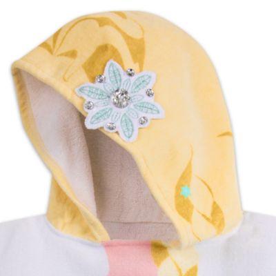 Asciugamano bimbi con cappuccio Elsa, Frozen – Il Regno di Ghiaccio