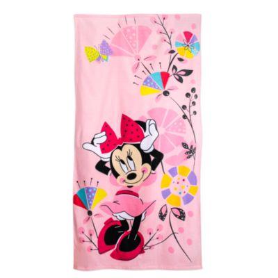 Serviette de plage Minnie Mouse