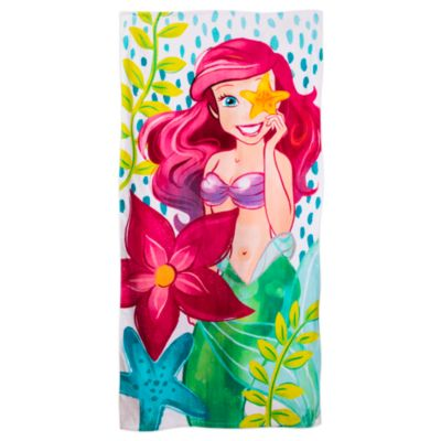 The Little Mermaid Towel