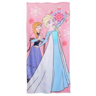Toalla Frozen: El Reino de Hielo