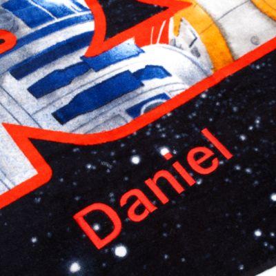 Serviette de plage Star Wars: Les Derniers Jedi