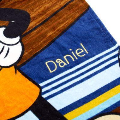 Asciugamano bimbi con cappuccio Topolino