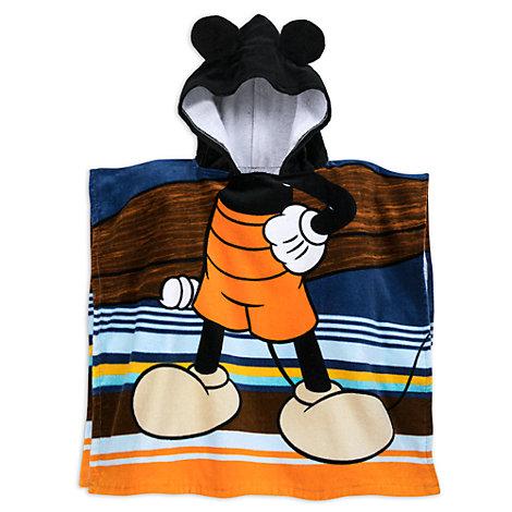 Micky Maus - Kapuzenhandtuch für Kinder