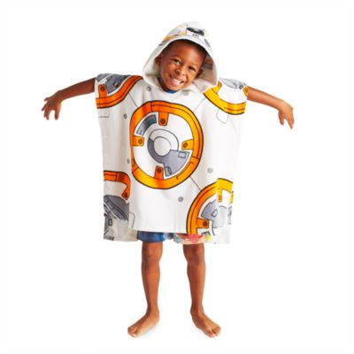 BB-8 Hooded Towel For Kids