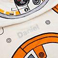 Disney Store Asciugamano bimbi con cappuccio BB-8