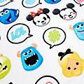Disney Store Serviette de plage emoji Le Monde de Disney