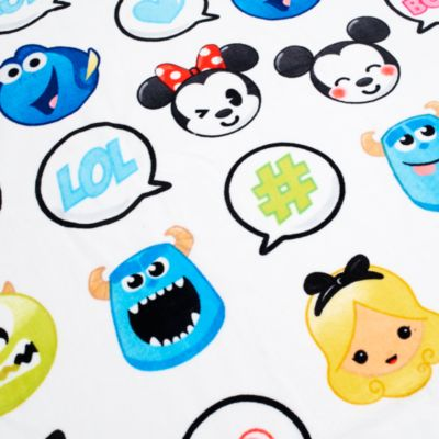 World of Disney - Emoji - Handtuch - Badetuch & Strandtuch