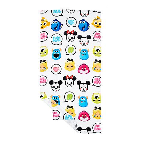 World of Disney Emoji Beach Towel