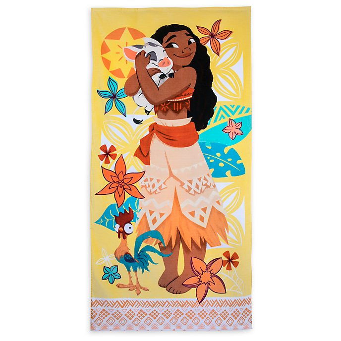 Disney Store Moana Beach Towel