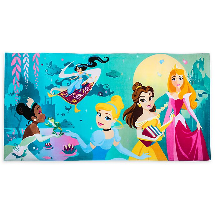 Disney Store Serviette de plage Disney Princesses