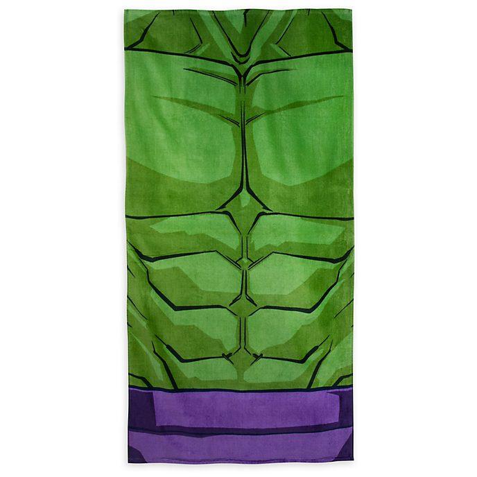Disney Store Hulk Beach Towel