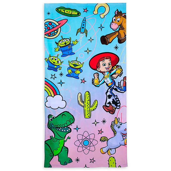 Disney Store Toy Story Beach Towel