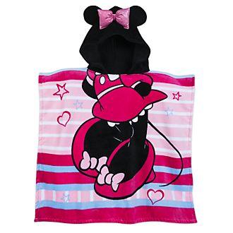 Toalla infantil con capucha Minnie, Disney Store