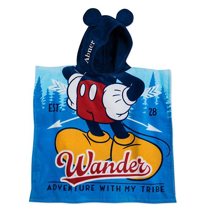 Asciugamano bimbi con cappuccio Topolino Disney Store