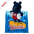 Disney Store Mickey Mouse Hooded Towel For Kids