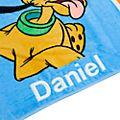 Disney Store Mickey and Friends Beach Towel