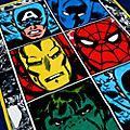 Disney Store Marvel Comics Beach Towel