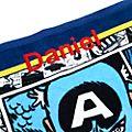 Disney Store Marvel Comics Beach Towel