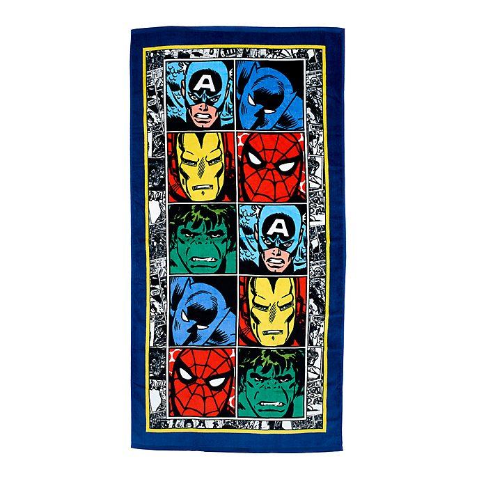 Disney Store Serviette de plage Marvel Comics
