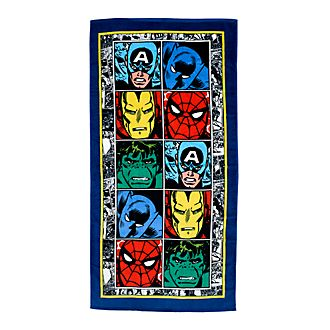 Disney Store Serviette de plage Marvel Comics