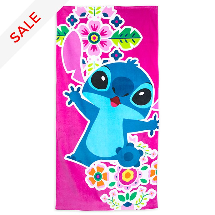 Disney Store - Stitch - Bade- & Strandtuch