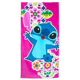 Disney Store Serviette de plage Stitch