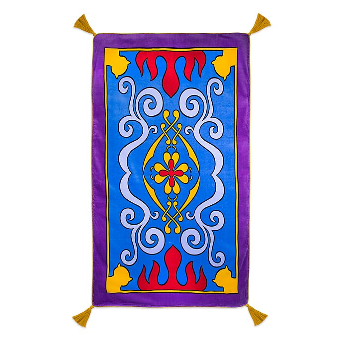 Disney Store Oh My Disney Aladdin Beach Towel