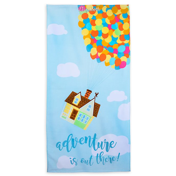 Disney Store Up Beach Towel