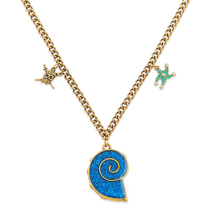 Disney Store Uma Necklace, Disney Descendants 3