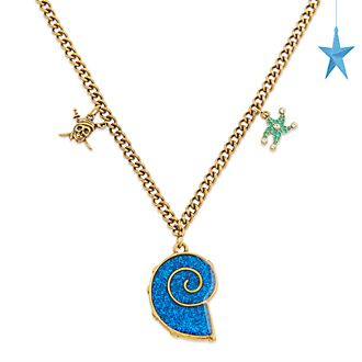 Disney Store Uma Necklace, Disney Descendants 3