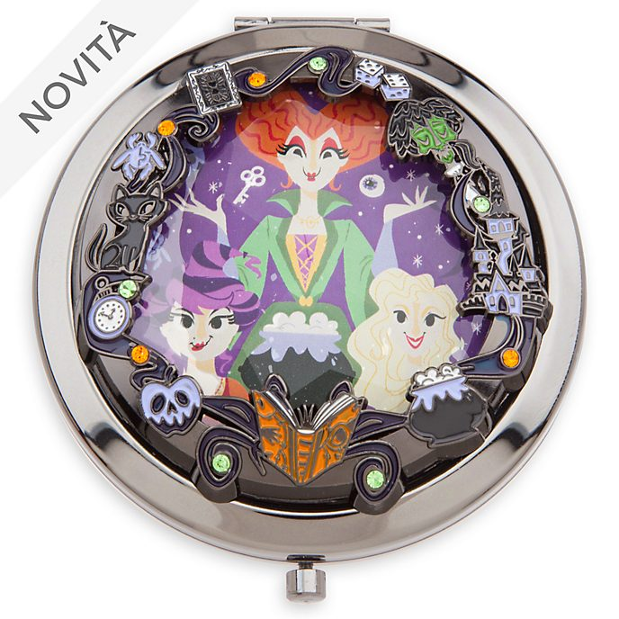 Specchio compatto Hocus Pocus Disney Store
