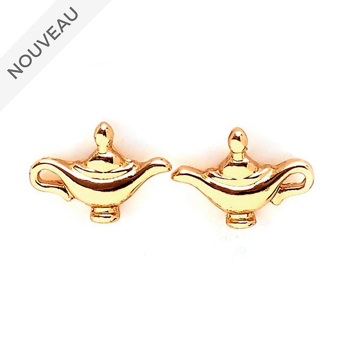 Disney Store Boucles d'oreilles Lampe magique, Aladdin