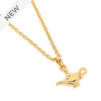 Disney Store Magic Lamp Necklace, Aladdin