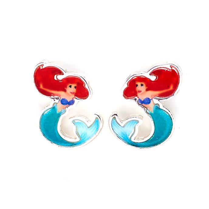Orecchini a bottone La Sirenetta Disney Store