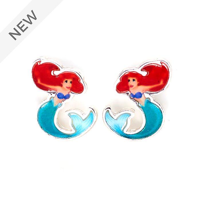 Disney Store The Little Mermaid Stud Earrings