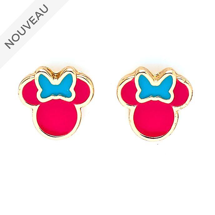 Disney Store Boucles d'oreilles Minnie