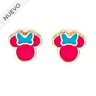 Pendientes de botón Minnie Mouse, Disney Store
