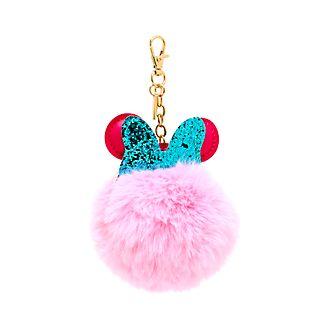 Llavero borla Minnie Mouse, Disney Store