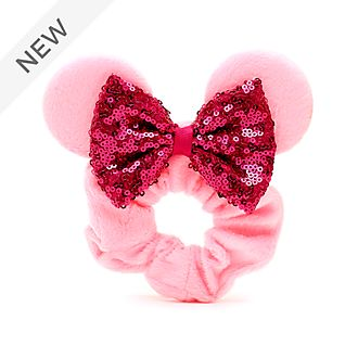 Disney Store Minnie Mouse Hair Scrunchie