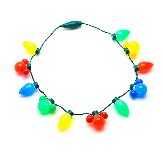 Disney Store Mickey Mouse Light-Up Necklace
