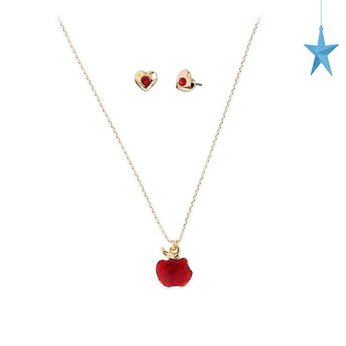 Set collana e orecchini Biancaneve Disney Store