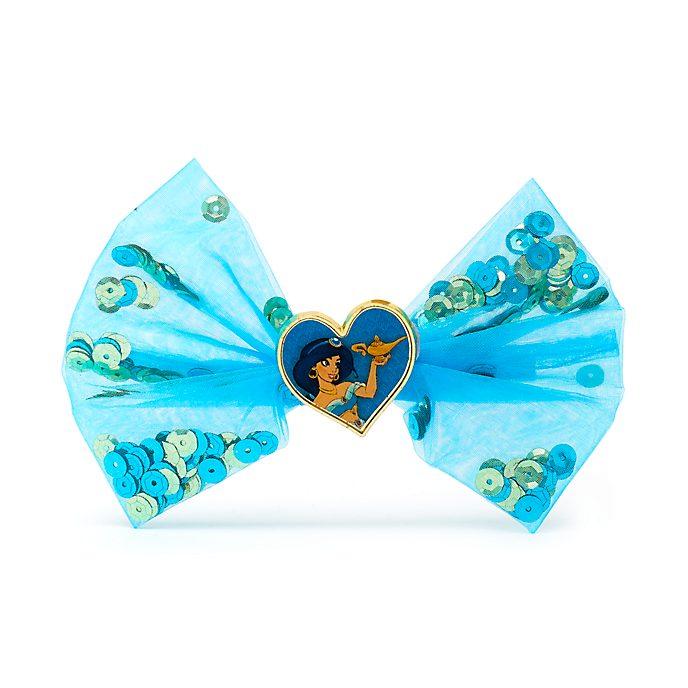 Disney Store Princess Jasmine Bow Hair Clip