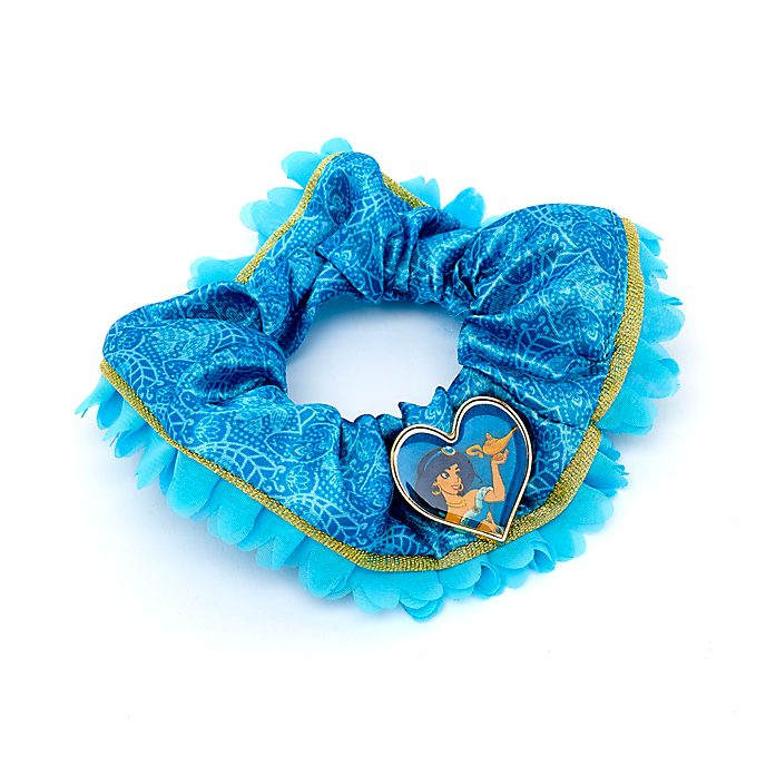 Disney Store Princess Jasmine Hair Scrunchie