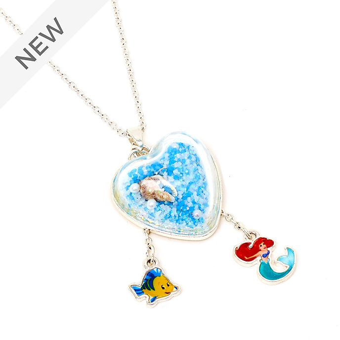 Disney Store The Little Mermaid Necklace