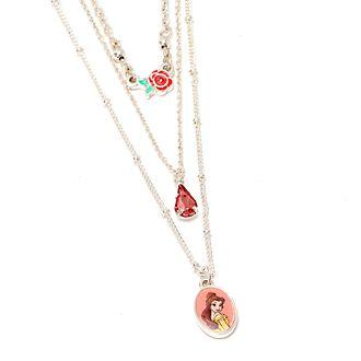 Disney Store - Die Schöne und das Biest - Mehrlagige Halskette