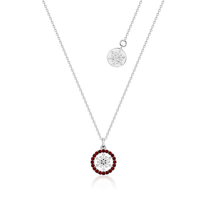 Couture Kingdom Frozen 2 January Birthstone Necklace