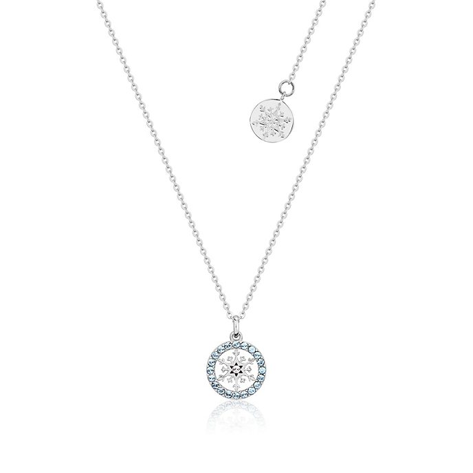 Couture Kingdom Frozen 2 March Birthstone Necklace