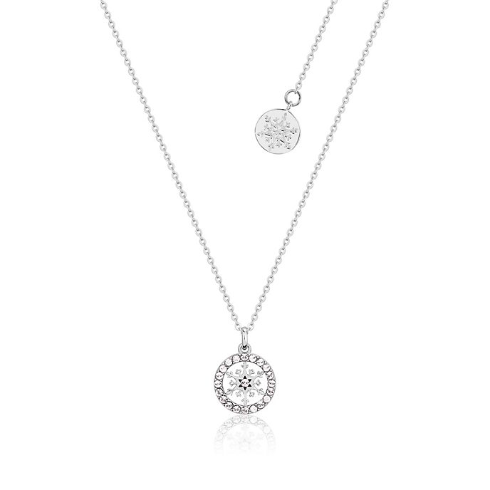 Couture Kingdom Frozen 2 April Birthstone Necklace