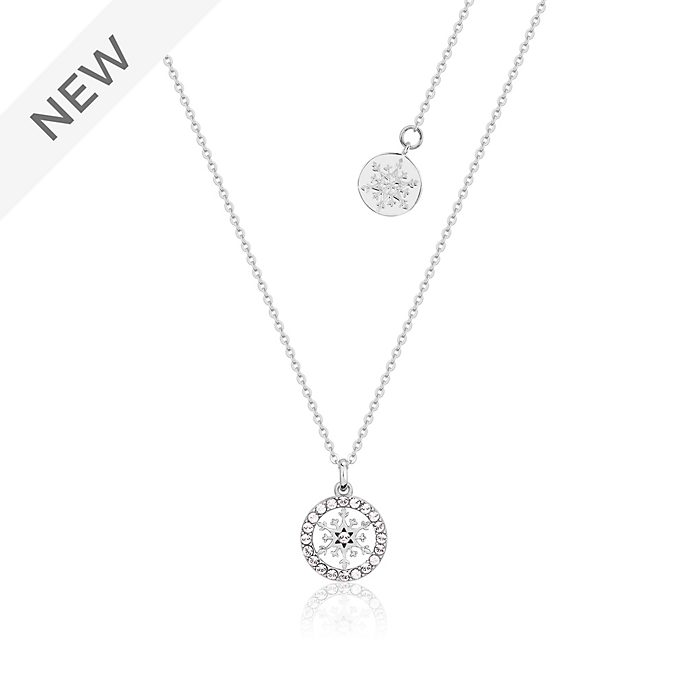 Couture Kingdom Frozen 2 April Birthstone Necklace