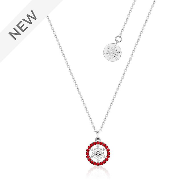 Couture Kingdom Frozen 2 July Birthstone Necklace